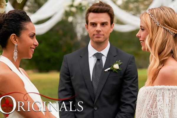the originals casamento