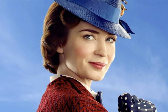 o retorno de mary poppins trailer