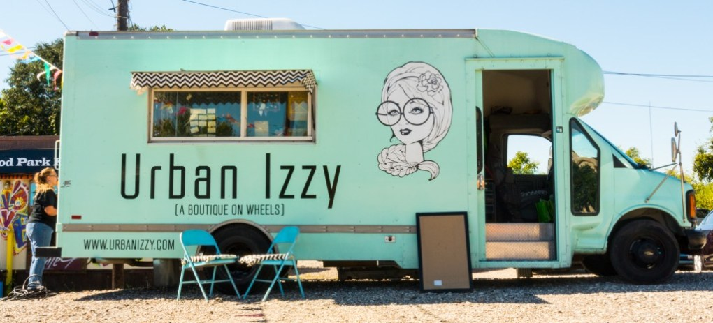 Urban-Izzy-Mobile-Boutique- houston fashion boutiques womens clothes handmade goods