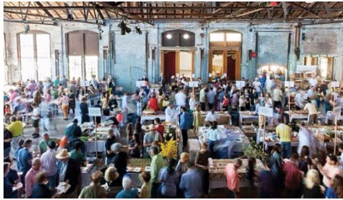 basilica farm and flea photo best art fairs
