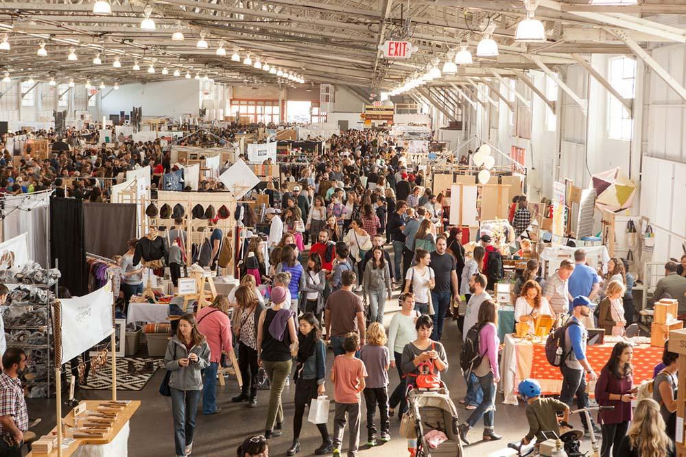 Pavilion For Craft Fairs