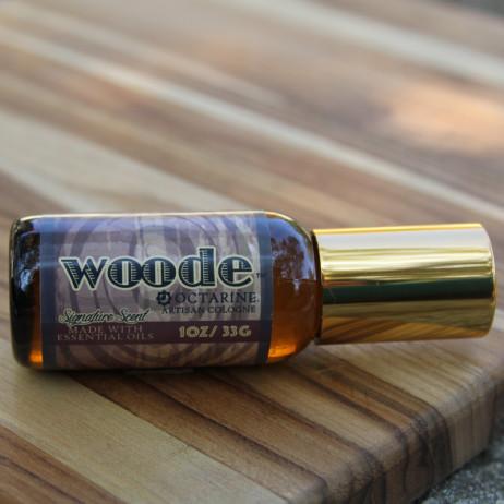woode handmade cologne by octarine austin tx
