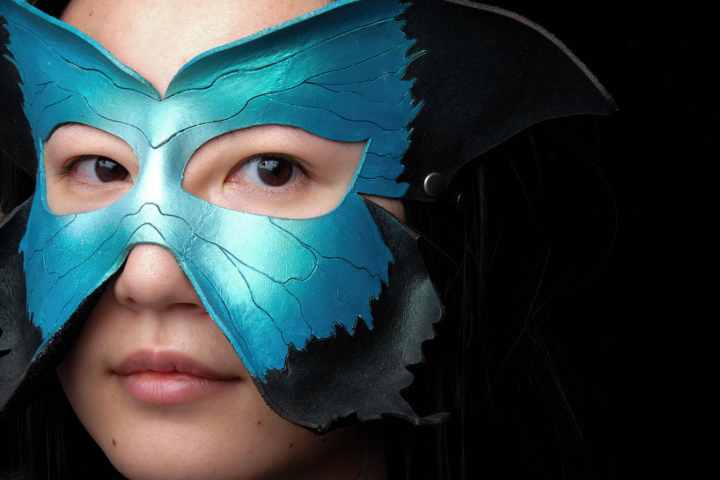 butterfly mask by summer reeves