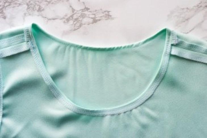 Sleeveless Shirt Tutorial