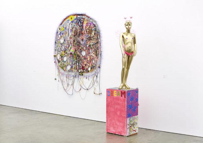 Paul Yore Artist Installation