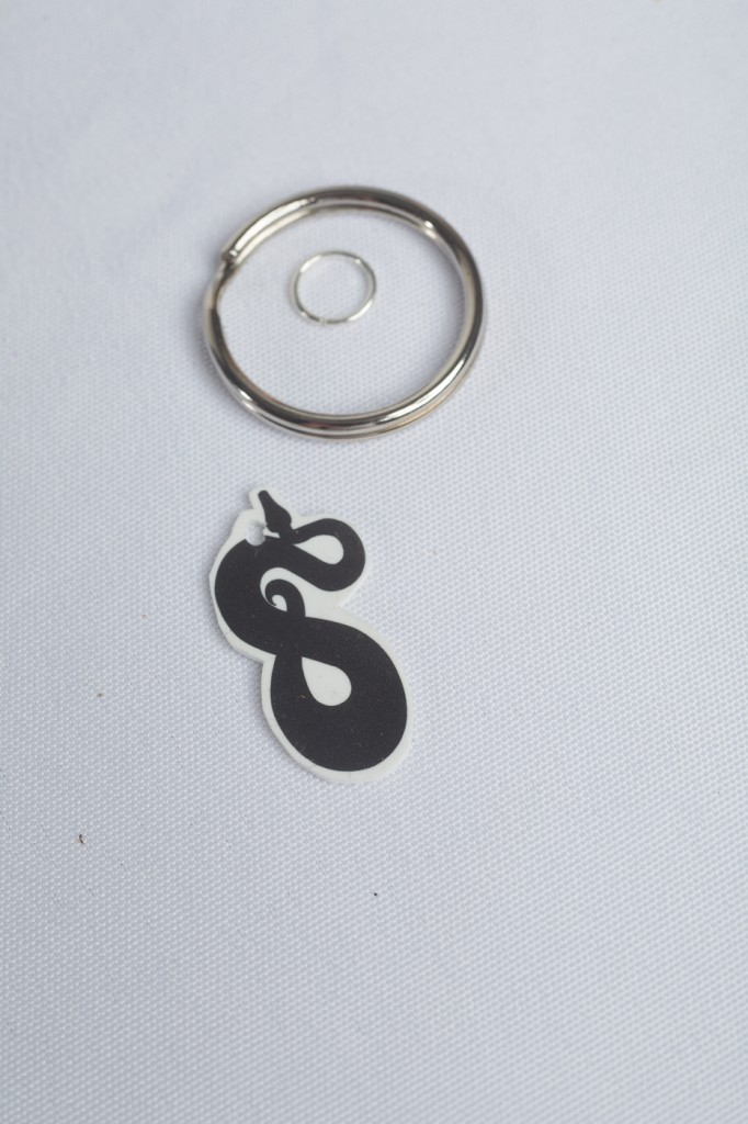 snake keychain free halloween shrink dink patterns
