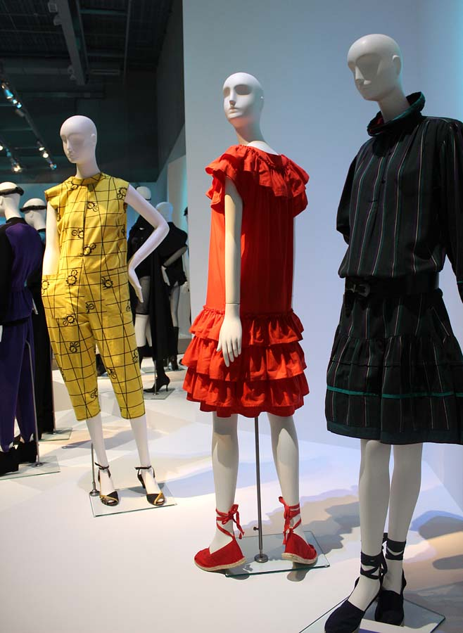 Emphatics fashion exhibit, Phoenix Art Museum, Phoenix, fashion, style
