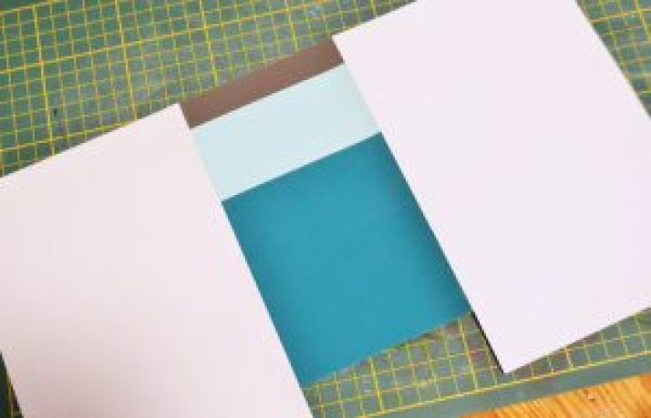 Stylish Modern Book Covers Paper Crafting DIY Dust Jacket