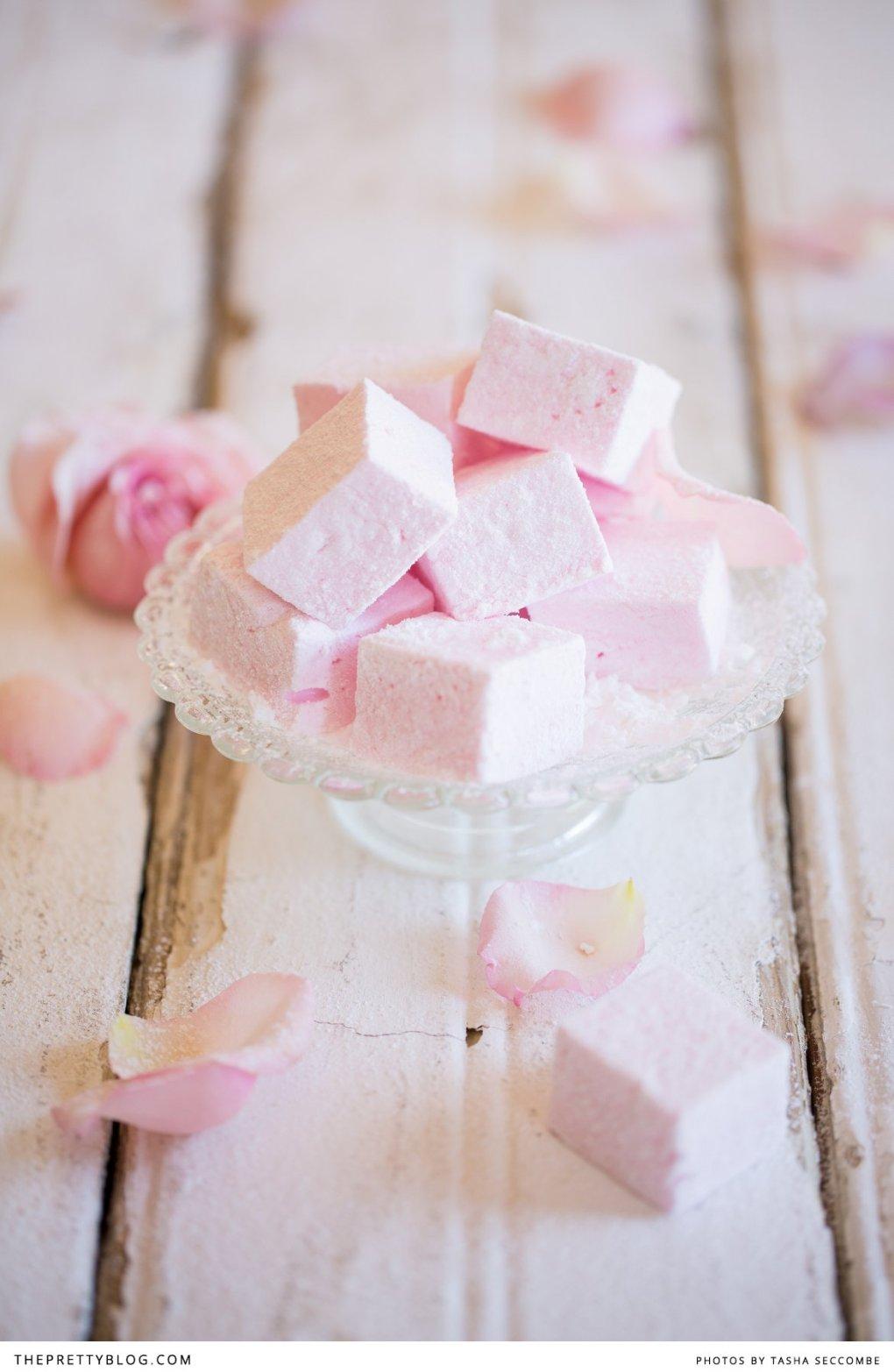 rosewater marshmallow recipes pop shop america