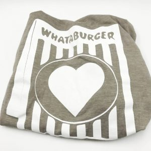 whataburger t shirt by anvil pop shop america