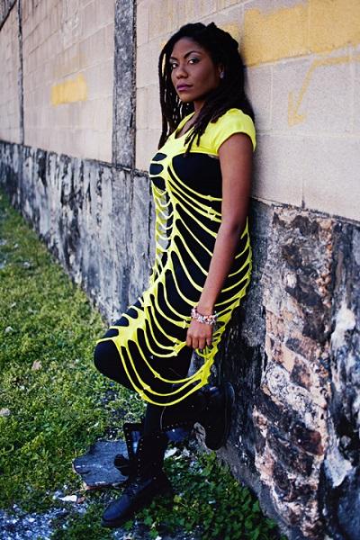 Forgotten Arts Photo By Marisa Brodie Model DaNesha'Slinky