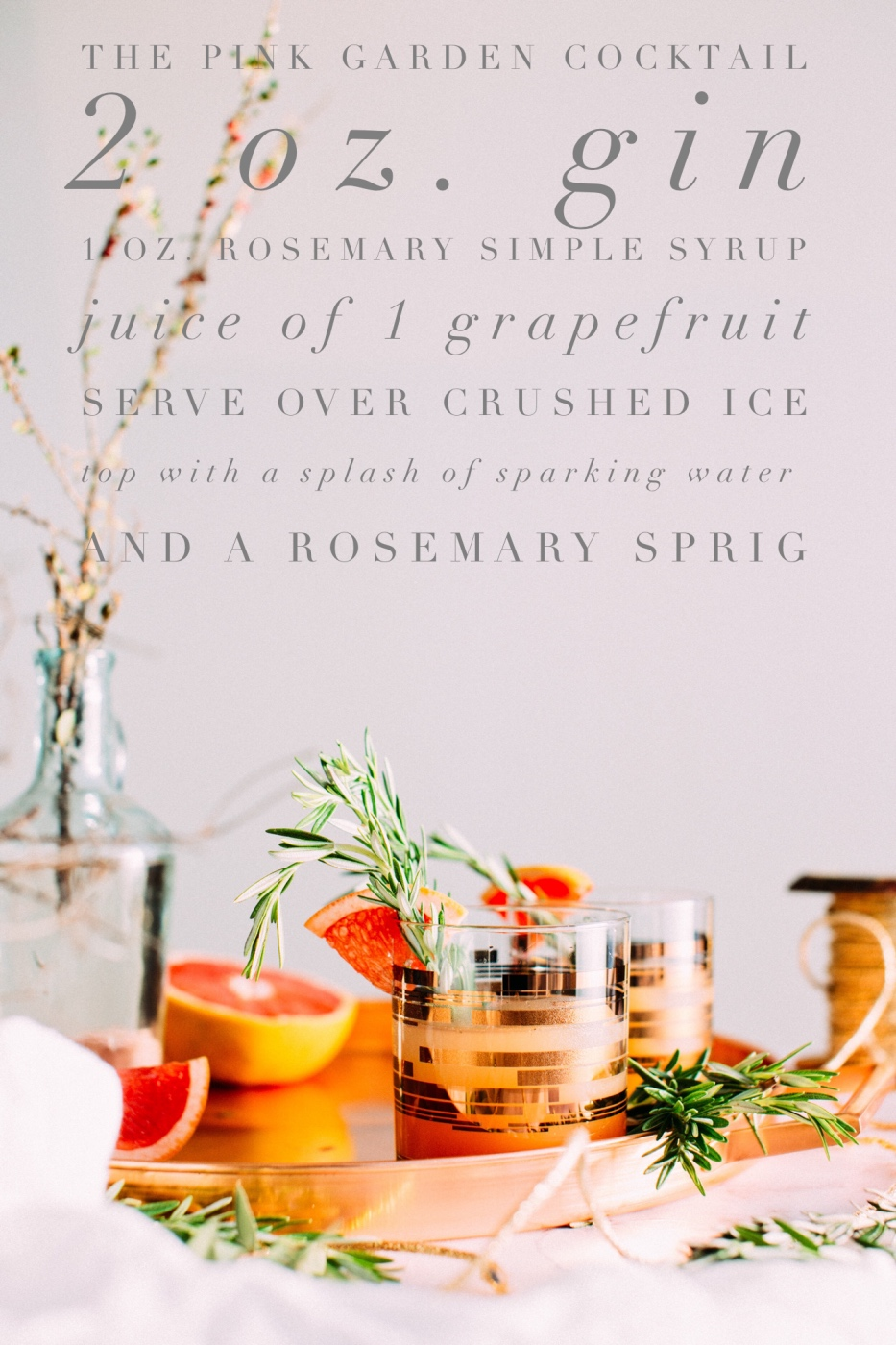 the pink garden cocktail recipe pinterest pin_small