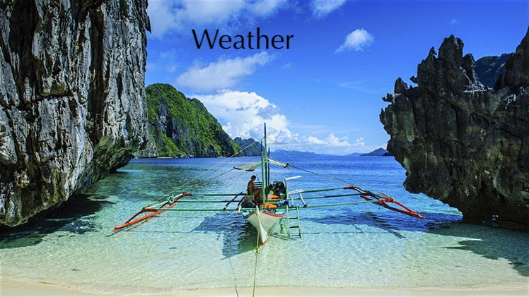 El Nido Palawan Philippines_Popsicle Society_wheather_Lonely Planet