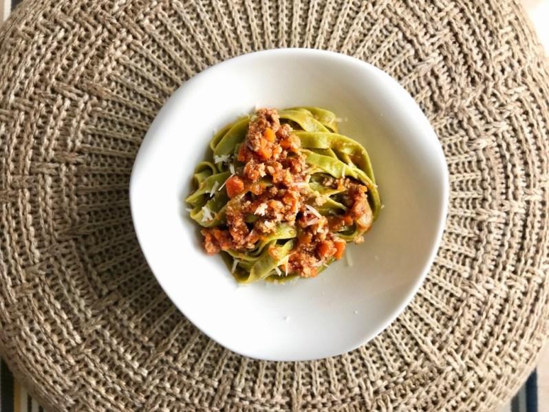 PopsicleSociety-tagliatelle ai spinaci con ragu_3741