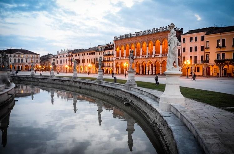 Prato della Vale_Padua_Italy