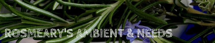 Rosemary ambient & needs_Popsicle Society