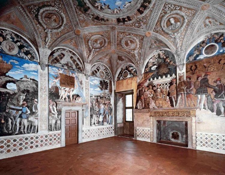 Camera degli Sposi Mantova