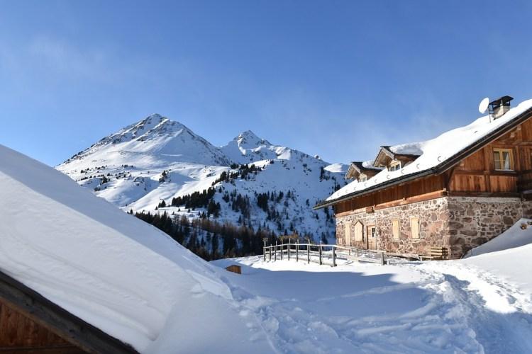 Trentino winter