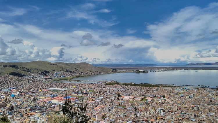Puno Lake Titicaca_On my canvas_Popsicle Society