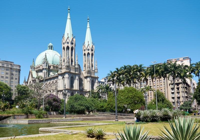 Catedral da Sé_InfoEscola