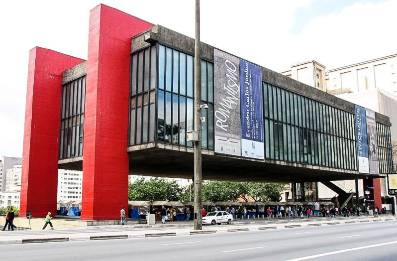 São Paulo Museum of Art MASP_This is my happiness