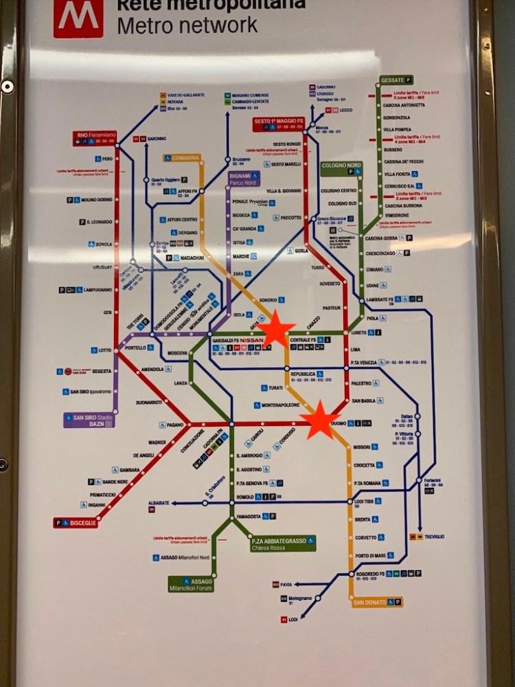 Popsicle Society_Metro Milano