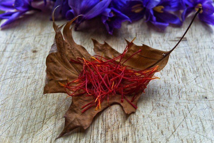 Saffron pistils_Popsicle Society