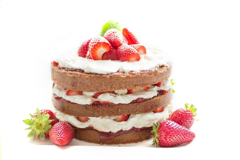 Cake strawberries_Popsicle Society