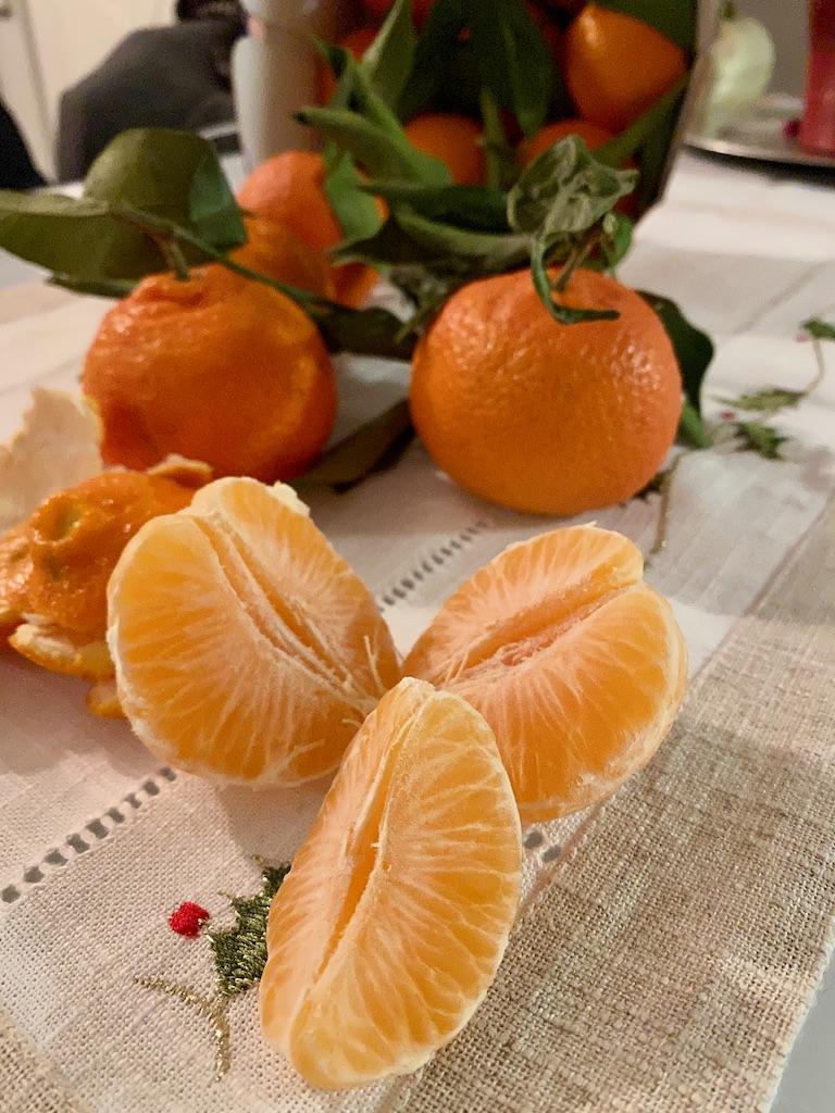 Mandarin fruits_Popsicle Society