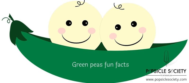 Green peas fun facts_Popsicle Society