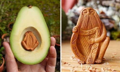 carved-totems-avocado-stone-faces-coveri