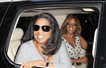 Oprah Philip Stein Watch with Gail