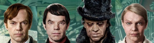 Once a villain, always a villain. via CloudAtlas.WarnerBros.com
