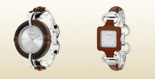 The Bamboo and '1921' collection watches
