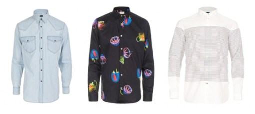 If you wanted shirts like these, would you delve into Man Land? Credit: Paul Smith