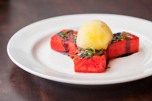 Pan-Seared Watermelon Steaks