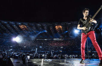 Muse Live in Rome 1