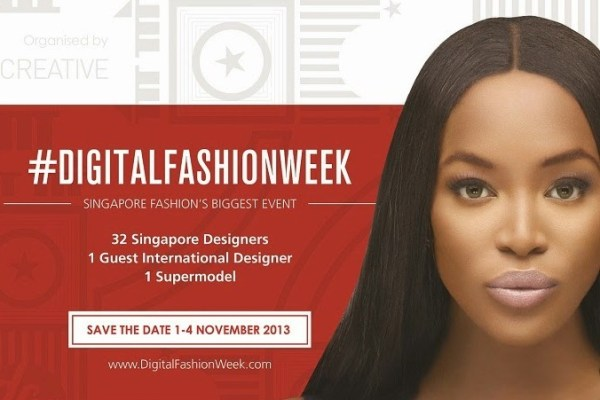 Square Campaign - _DigitalFashionWeek Singapore 2013