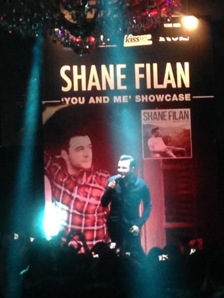 Shane Filan Brings Back Westlife Days, With You & Me - Popspoken