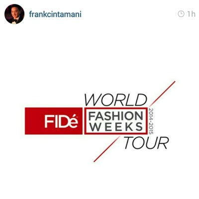 Fidé chairman Frank Cintamani made the world tour announcement on his Instagram account.