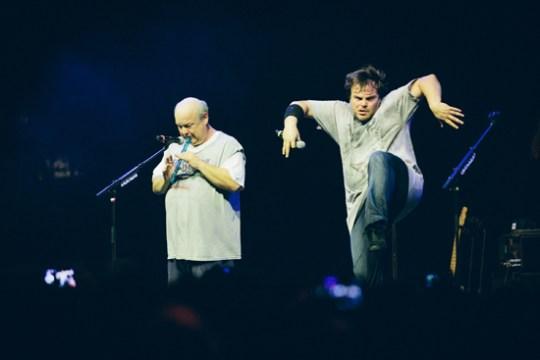popspoken concert review tenacious d singapore
