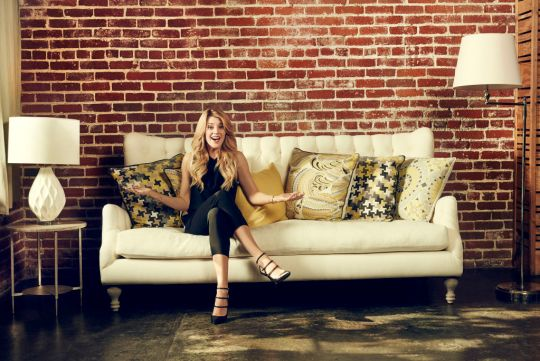 E! BRAND SHOOT -- Season: 2015 -- Pictured: (Grace Helbig) -- (Photo by: Brian Bowen Smith/E!)