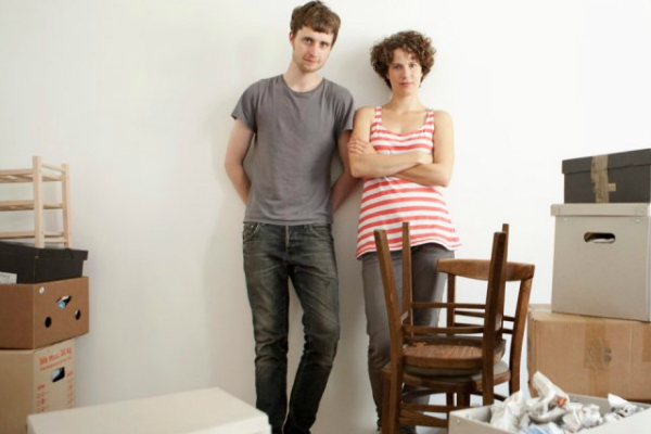 The Love Files: How To Survive Moving In With Your Other Half