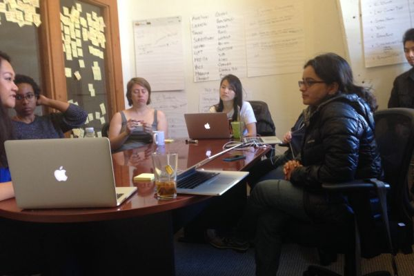 Mentoring at Tradecraft