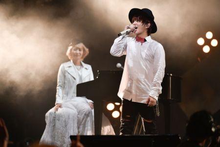 178678-Saori and Fukase of SEKAI NO OWARI performing at MTV World Stage Malaysia 2015 on 12 Sep (Credit - MTV Asia & Kristian Dowling)-86e6cd-original-1442065807