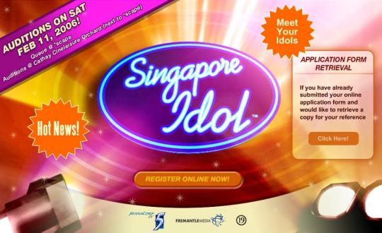 singapore idol.0