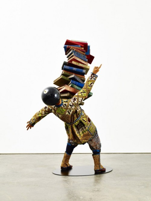 Boy Balancing Knowledge