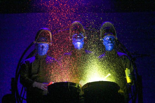 BLUE MAN GROUP -1