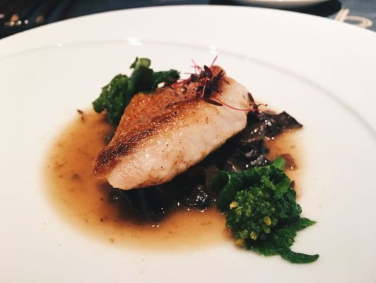 Red Snapper Broth ($22)