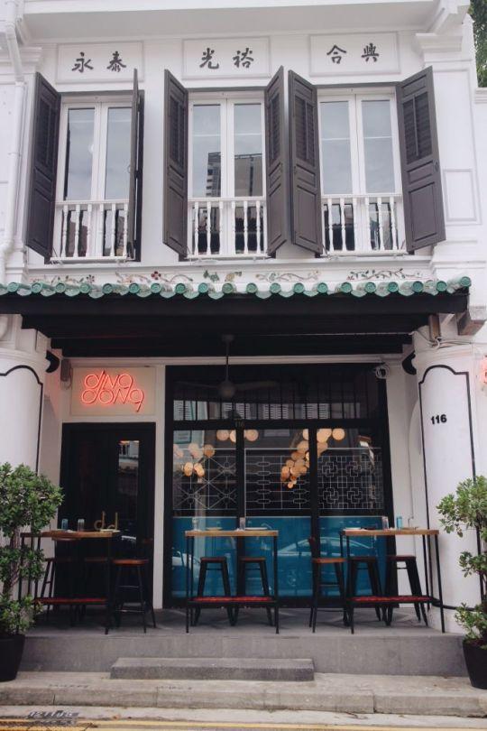 Exterior Ding Dong